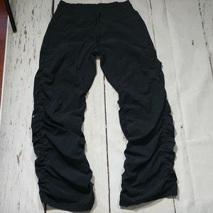 Under Armour Semi-fitted Nylon Jogger Pants